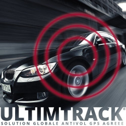 Tracker GPS ULTIMTRACK 1 an inclus
